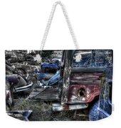 Wrecking Yard Study 13 Weekender Tote Bag