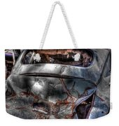 Wrecking Yard Study 2 Weekender Tote Bag