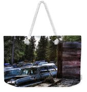Wrecking Yard Study 22 Weekender Tote Bag