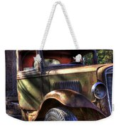 Wrecking Yard Study 24 Weekender Tote Bag
