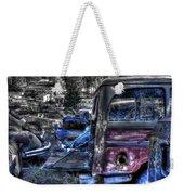 Wrecking Yard Study 9 Weekender Tote Bag