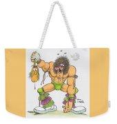 Wrestlemania Weekender Tote Bag