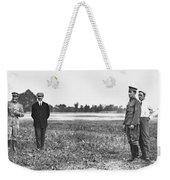 Wright Brothers, 1909 Weekender Tote Bag