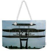 Wright Flyer Memorial Dayton Weekender Tote Bag