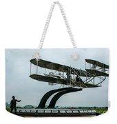 Wright Flyer Memorial Weekender Tote Bag