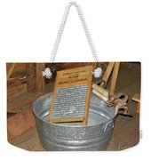 Wringer Washer Weekender Tote Bag