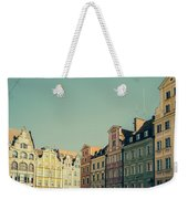 Wroclaw Architecture Weekender Tote Bag