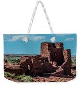 Wukoki Pueblo Ruins Wupatki National Monument Weekender Tote Bag