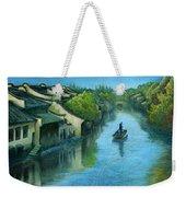Wuzhen Time Weekender Tote Bag