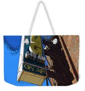 Wvlg 640am Weekender Tote Bag