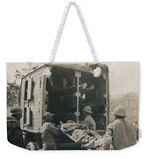 Ww I: Wounded/medics Weekender Tote Bag