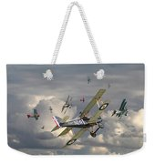 Ww1 - 'wings' Weekender Tote Bag