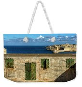 Ww2 Fortification Door Weekender Tote Bag