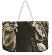 Wwi: Gas Warfare Weekender Tote Bag