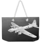 Wwii, Boeing B-17 Flying Fortress, 1940s Weekender Tote Bag