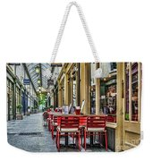 Wyndham Arcade Cafe 1 Weekender Tote Bag