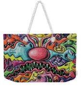 Wynwood Art Weekender Tote Bag