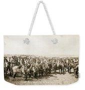 Wyoming: Cowboys, C1883 Weekender Tote Bag