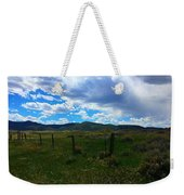 Wyoming Glen  Weekender Tote Bag