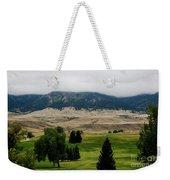 Wyoming Landscape 51a Weekender Tote Bag