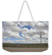 Wyoming Pet Area Weekender Tote Bag