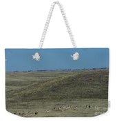 Wyoming Pronghorns Weekender Tote Bag