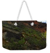 Wyoming Red Rocks Weekender Tote Bag