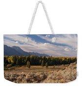 Wyoming Scenery One Weekender Tote Bag