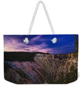 Wyoming Sunset Weekender Tote Bag