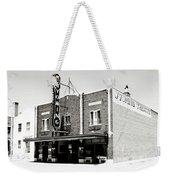 Wyoming Theater 2 Weekender Tote Bag