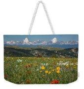 Wyoming's Winds Weekender Tote Bag