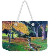 Wyomissing Creek Weekender Tote Bag