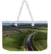Wyre From The Air Weekender Tote Bag