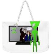 X Files Weekender Tote Bag