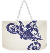 X Games Motocross 1 Weekender Tote Bag