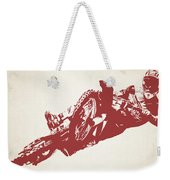 X Games Motocross 2 Weekender Tote Bag
