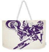 X Games Motocross 3 Weekender Tote Bag