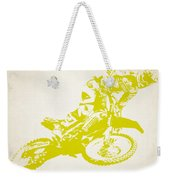 X Games Motocross 5 Weekender Tote Bag