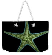 X-ray Of Starfish Weekender Tote Bag