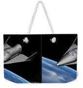 X20 - Gently Cross Your Eyes And Focus On The Middle Image Weekender Tote Bag