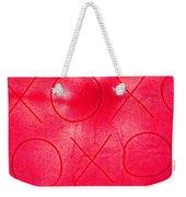 Xoxo 1 Weekender Tote Bag