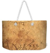 X's And O's Weekender Tote Bag
