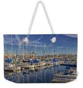 Yachts And Things Weekender Tote Bag