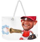 Yadier Molina Weekender Tote Bag