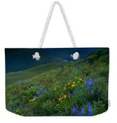 Yakima River Canyon Sunset Weekender Tote Bag