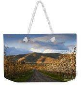 Yakima Valley Spring Weekender Tote Bag