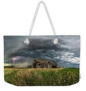 Yale Supercell Pano  Weekender Tote Bag