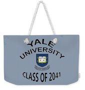 Yale University Class Of 2041 Weekender Tote Bag
