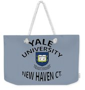 Yale University New Haven Ct.  Weekender Tote Bag