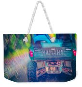 Yamaha Weekender Tote Bag